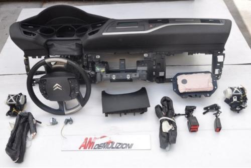 Kit airbag e cruscotto completo