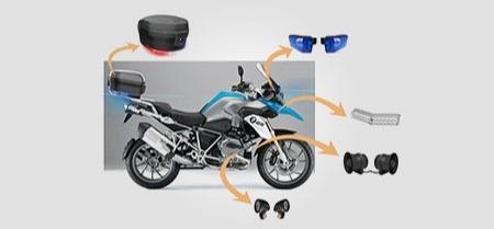 Motorcycle kit