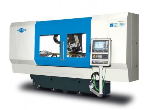 ELB broachLine BGS - Sharpening of broaches