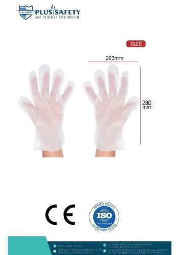 Plastic Disposable Glove