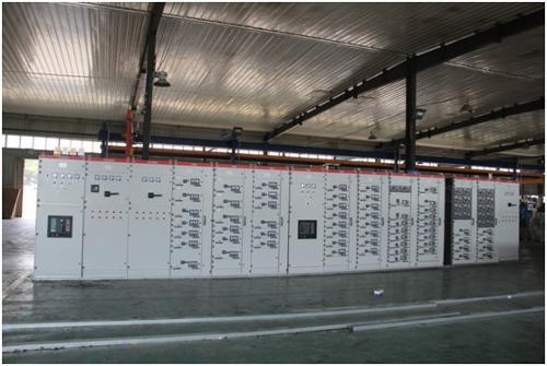 GCS Low-voltage Drawer Type Switchgear Cabinet