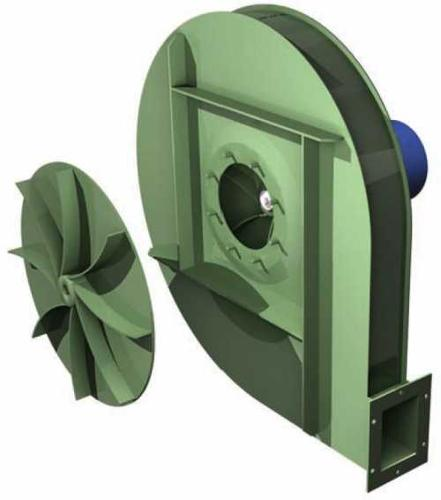 GBR • Ventilateur haute pression type GBR - Transmission directe