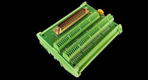 PCIeDIOTB – PCI Express IO card PCIeDIO Interface module