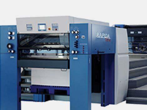 KBA macchine per la stampa