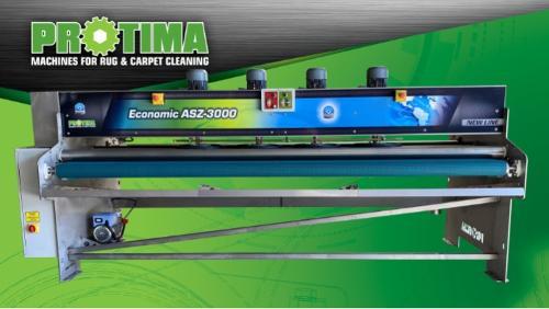 Machine automatique à laver les tapis ECONOMIC