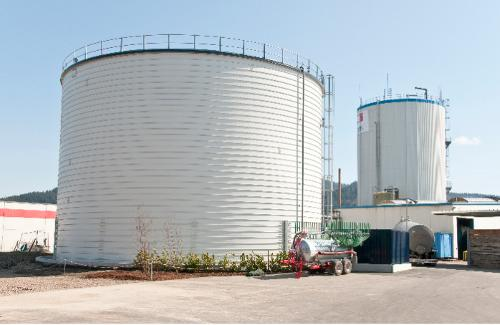 Lipp® Liquid Storage Tanks