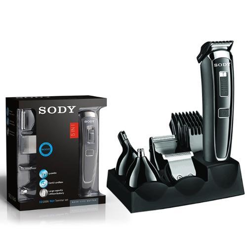 Hair trimmer set