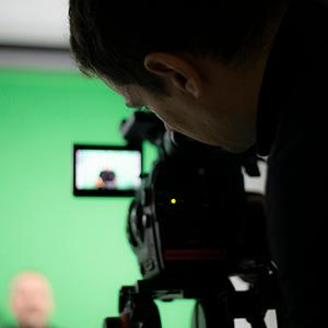 Produzione Video su Green Screen
