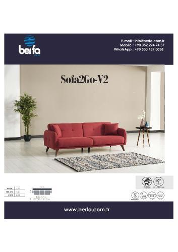 Teeny Sofas SOFA2GO-V2