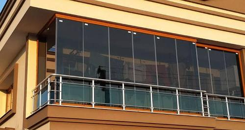Glass Balcony Glazing