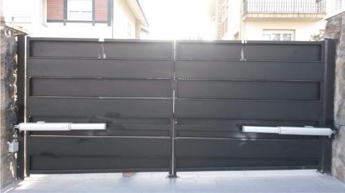motorisation pour portail battants