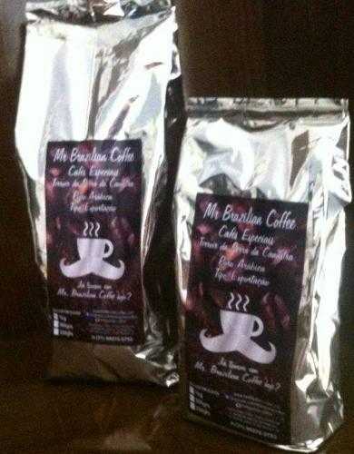 Gourmet Terroir Coffee