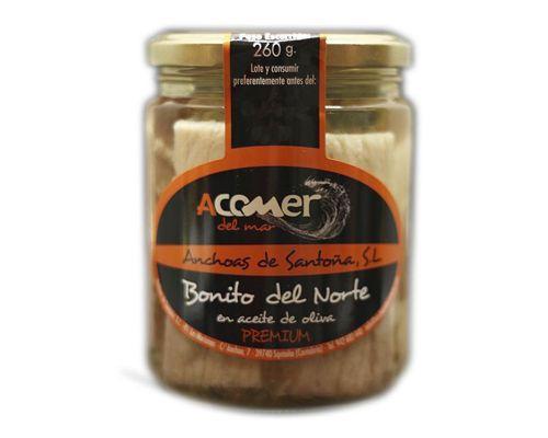 Bonito del Norte en Aceite de Oliva 400 grs
