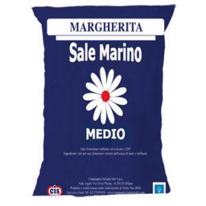 Sale Marino Margherita Fino / Medio / Grosso kg. 25