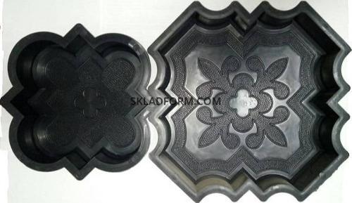 Forms for paving slabs Krakowski Clover