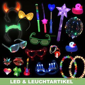 LED & Leuchtartikel