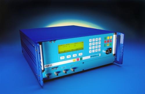Comprobador de caudal PMF01-AxK/BxK