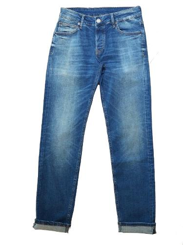 Sustainable men's jeans