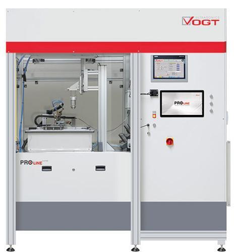 PROline Ultraschallprüfanlagen / -systeme