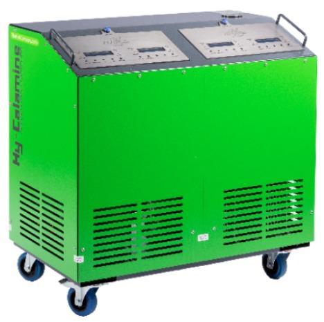 Descaling machine • Hy-Carbon 2000S