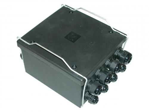 Wiring con. box GGVS/ADR 16-fold