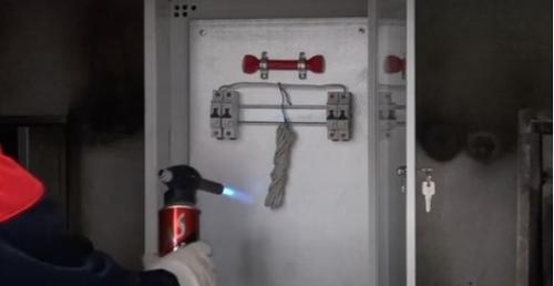 Innovative self-sufficient system of firefighting