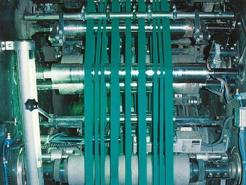 Siegling Extremultus, Falt-, Förderriemen, Papierindustrie