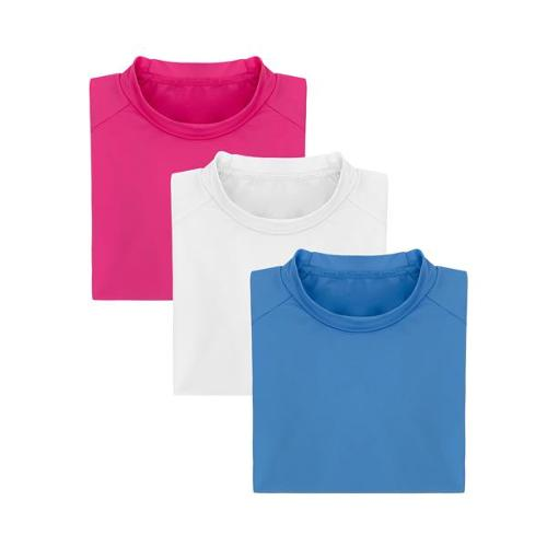 T-Shirt  UPF 50+ UV Protection Solaire Manche Longue