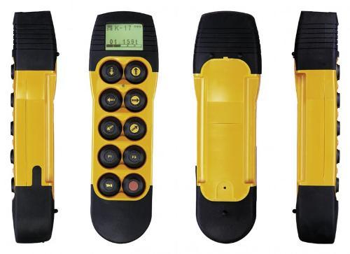 DRC-MP radio control system