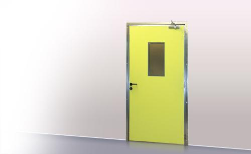 Porte semi-isotherme de service SP100