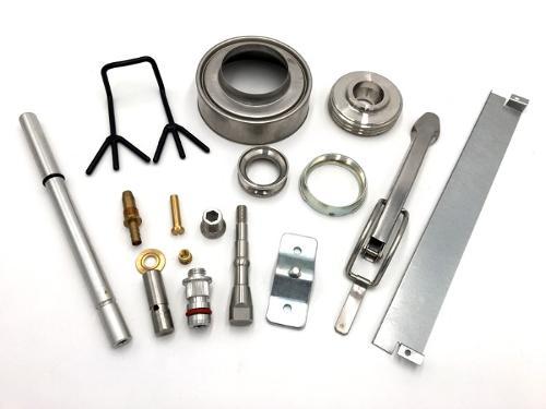 Metal Parts By Stamping & Turning