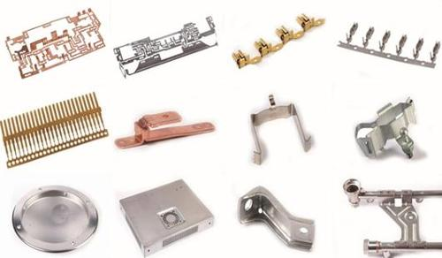 TAILOR-MADE STAMPING AND BENDING PARTS