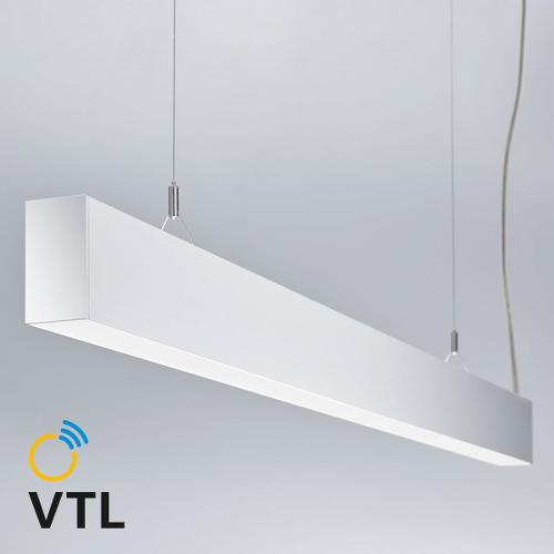 Luminaria suspendida IDOO.line VTL