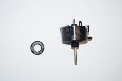Vacuum cylinder for vacuum packaging machines