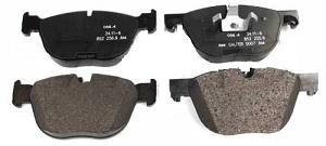 Bmw Brake Pad Set Genuine 34116852253