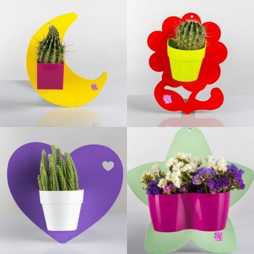 Flowerpot pannels