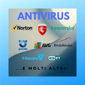 Licenze elettroniche antivirus