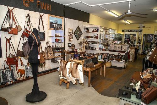 Fimbi Leather
