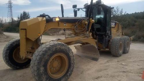 USED CATERPILLAR 140M MOTOR GRADER FOR SALE