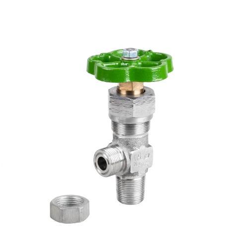 Stop angle valve