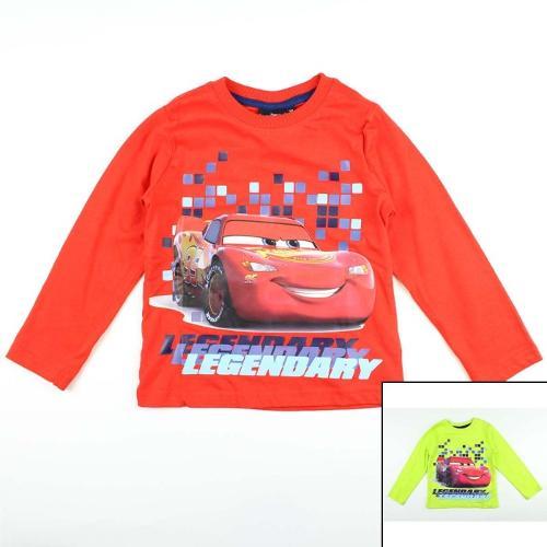 Importatore Maglietta a maniche lunghe Cars