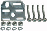 Mounting bracket, suitable for all components