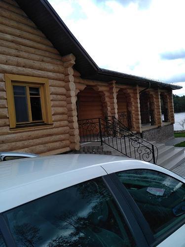 prefabricated wood house