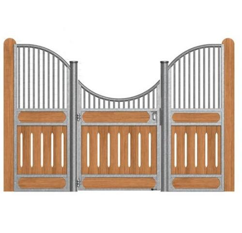 Horse Barn Stall Fronts