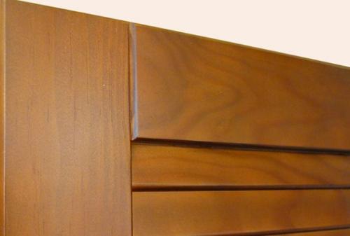 Porte de cuisine en bois