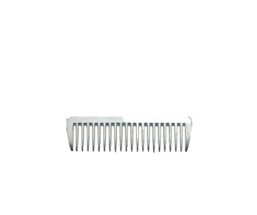 Aluminium Mane comb for horse