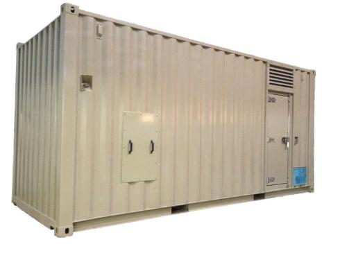 20ft container with generator