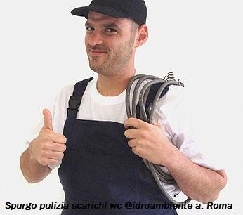 Idroambiente: Autospurgo roma | Fognature |Costo Spurghi Off
