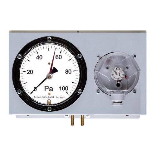 Indicador de presión de esfera - DA2000-K