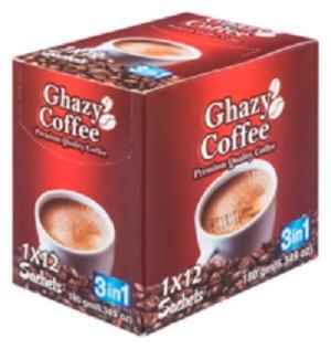 Ghazy Coffee Premium Quality Coffee 3×1